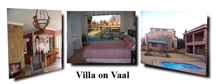 Villa on Vaal